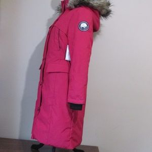 10c689d54213 Alpinetek Jackets & Coats - Alpinetek Women's Long Down Parka Coat